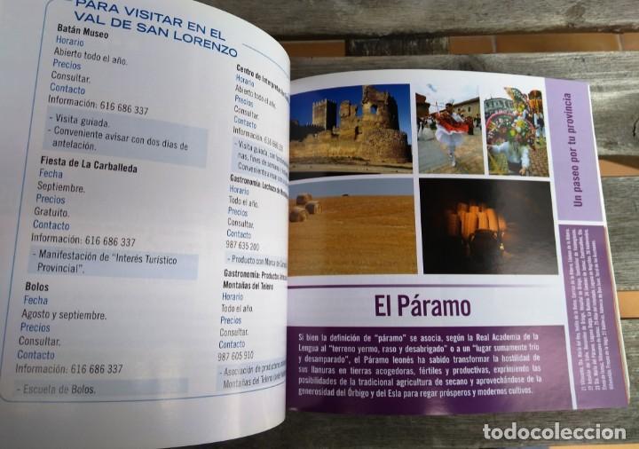 Libros: Un paseo por tu provincia, LEON - Foto 2 - 270956438