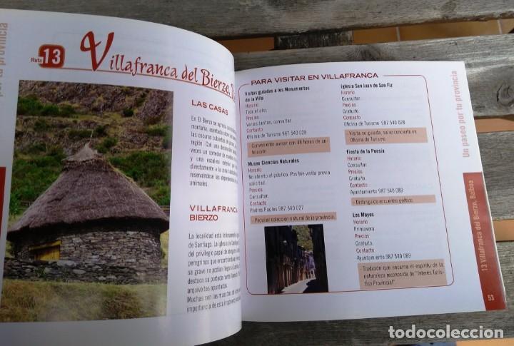 Libros: Un paseo por tu provincia, LEON - Foto 3 - 270956438