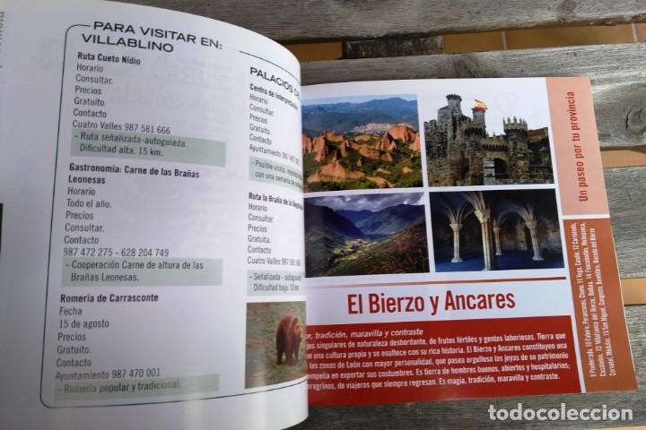 Libros: Un paseo por tu provincia, LEON - Foto 4 - 270956438