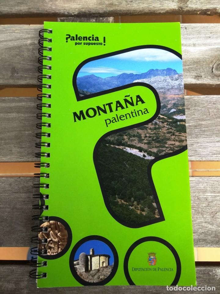 GUÍA TURÍSTICA DE LA MONTAÑA PALENTINA (Libros Nuevos - Ocio - Guía de Viajes)