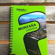 Libros: GUÍA TURÍSTICA DE LA MONTAÑA PALENTINA. Lote 270957623