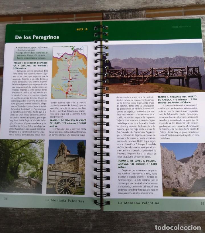 Libros: Guía turística de la montaña palentina - Foto 4 - 270957623