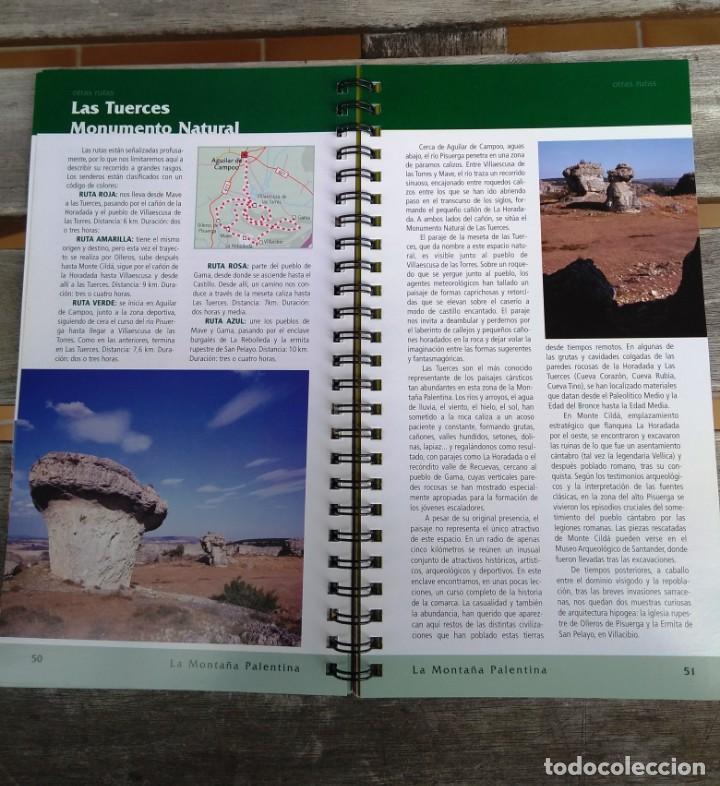 Libros: Guía turística de la montaña palentina - Foto 5 - 270957623