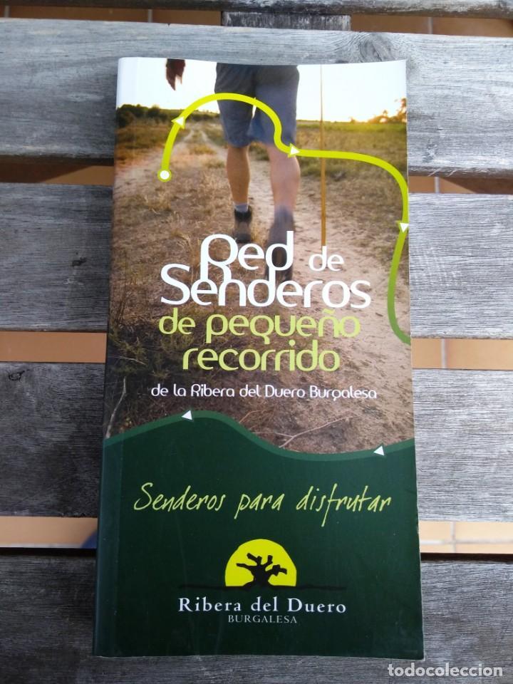 RED DE SENDEROS DE LA RIBERA DEL DUERO (Libros Nuevos - Ocio - Guía de Viajes)