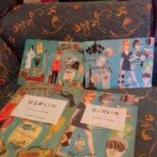 Libros: BERLÍN HOTELS SHOPS & MORE TASCHEN. Lote 278623398