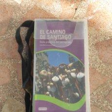 Libros: EL CAMINO DE SANTIAGO. GUÍA PRÁCTICA DEL PEREGRINO - JOSÉ MARÍA ANGUITA JAÉN. Lote 278865098