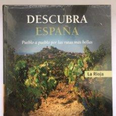 Libros: DESCUBRA ESPAÑA - LA RIOJA. Lote 279369248