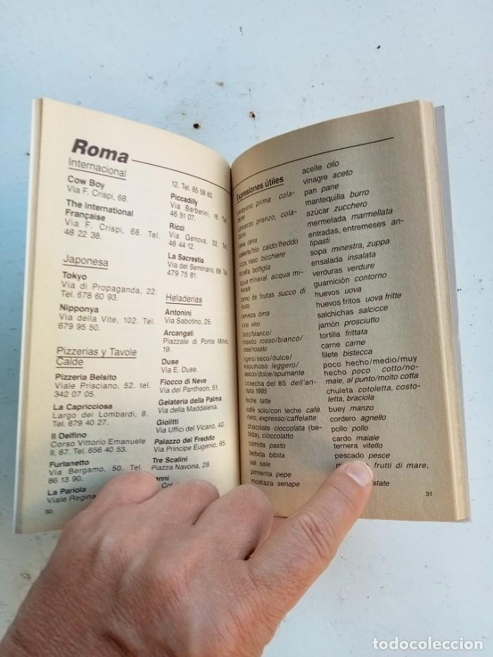 Libros: Guía práctica de Roma, revista Tiempo 1987 - Foto 2 - 287185178