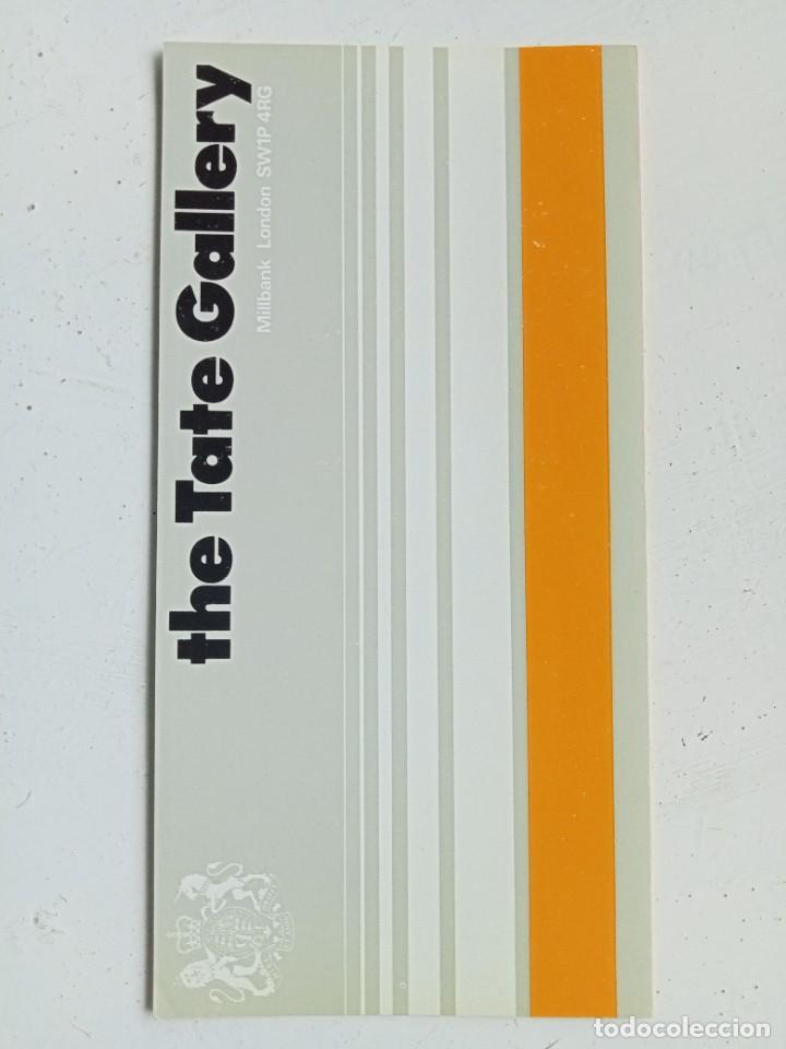 Libros: Guía oficial de la Tate Gallery (Londres), 1970, escrita en inglés - Foto 4 - 287185193