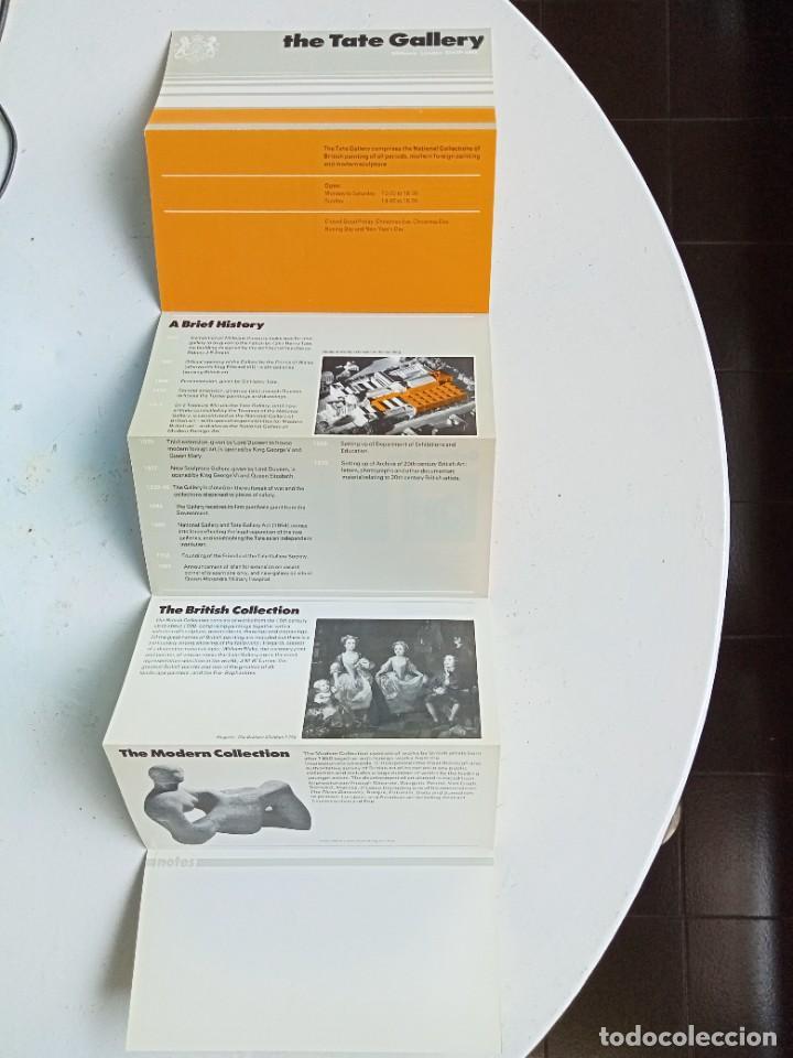 Libros: Guía oficial de la Tate Gallery (Londres), 1970, escrita en inglés - Foto 5 - 287185193