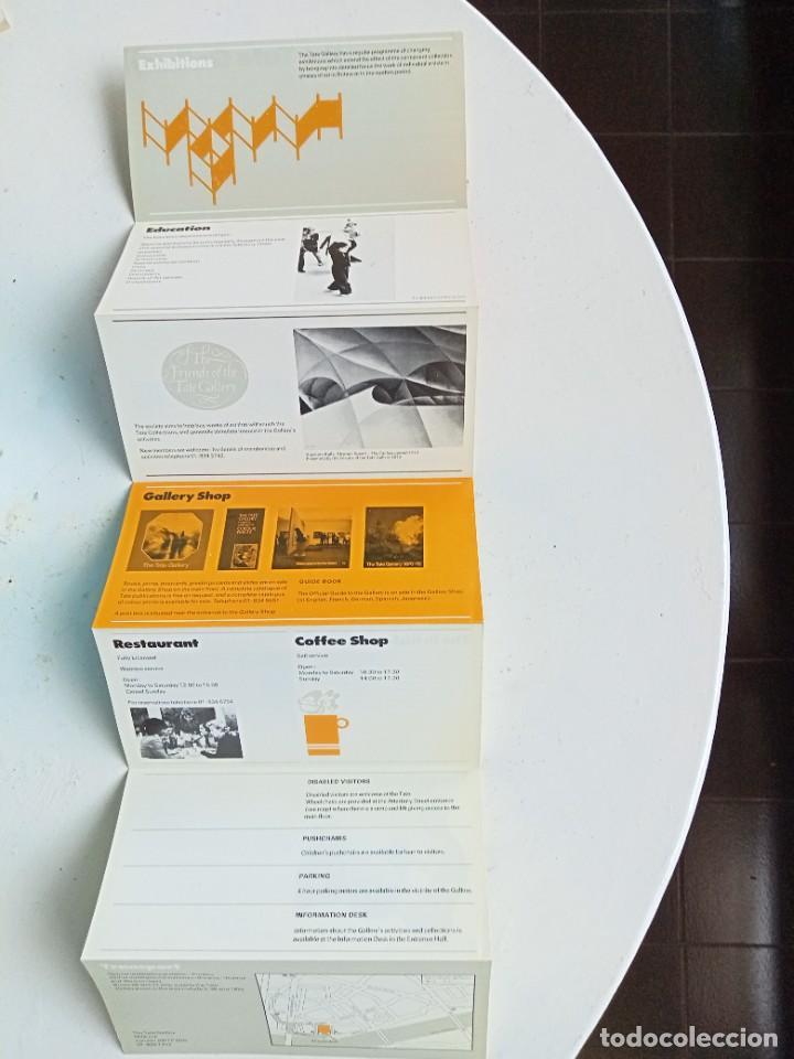 Libros: Guía oficial de la Tate Gallery (Londres), 1970, escrita en inglés - Foto 6 - 287185193