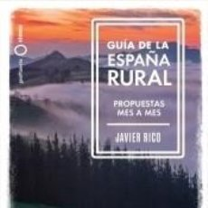 Libros: GUÍA DE LA ESPAÑA RURAL. Lote 288619533