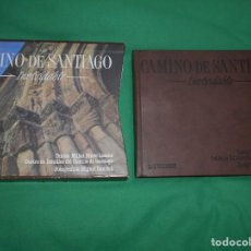 Libros: CAMINO DE SANTIAGO INOLVIDABLE -PIEL-MILLAN BRAVO LOZANO-MIGUEL RAURICH. Lote 289762438