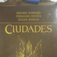 Libros: CIUDADES. Lote 290721813