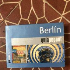Libros: GUÍA Y MAPAS DE BOLSILLO POP UP POPOUT DE BERLIN (ALEMANIA) ESPASA. Lote 292133913