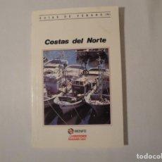Libros: GUÍAS DE VERANO (IV). COSTAS DEL NORTE. EDICIONES TIEMPO, S.A. AÑOS 90. NUEVO.. Lote 292256853
