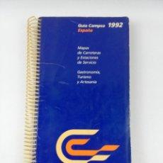 Libros: GUIA CAMPSA 1992. Lote 292385663