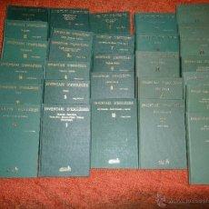 Libros: INVENTARI D'ESGLÉSIES DE CATALUNYA DE JOSEP M. GAVIN COL·LECCIÓ COMPLERTA DELS 30 VOLUMS. Lote 54753973