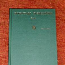 Libros: INVENTARI ESGLESIES DE CATALUNYA JOSEP MA GAVIN VOLUM 15 OSONA. Lote 54869182
