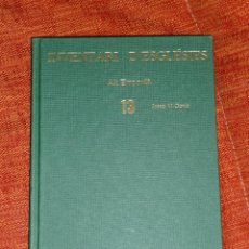 Libros: INVENTARI ESGLESIES DE CATALUNYA JOSEP MA GAVIN VOLUM 13 ALT EMPORDÀ. Lote 54869226