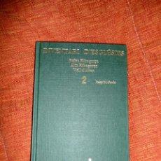 Libros: INVENTARI ESGLESIES DE CATALUNYA JOSEP MA GAVIN VOLUM 2 BAIXA RIBAGORÇA ALTA RIBAGORÇA VALL D'ARAN. Lote 54869543