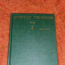 Libros: INVENTARI ESGLESIES DE CATALUNYA JOSEP MA GAVIN VOLUM 5 BAGES. Lote 54869629