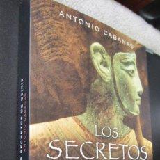 Libros: TEMAS DE HOY. ENIGMAS HISTORICOS: LOS SECRETOS DE OSIRIS. ANTONIO CABANAS......OFERTA EN PRECIO. Lote 56291092