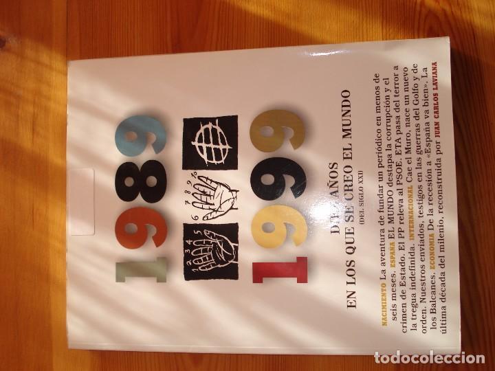 LIBRO(10 AÑOS EN LOS QUE SE CREO EL MUND (Libros Nuevos - Historia - Historia Antigua)
