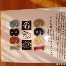 Libros: LIBRO(10 AÑOS EN LOS QUE SE CREO EL MUND. Lote 77703089