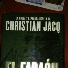 Libros: LIBRO EL FARAÓN NEGRO DE CRISTIAN JAQB. Lote 91102318