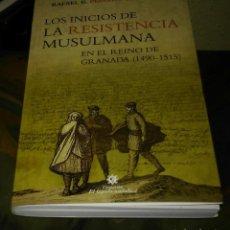 Libros: LOS INICIOS DE LA RESISTENCIA MUSULMANA.EN EL REINADO DE GRANADA (1490-1515 )NUEVO. Lote 95679399