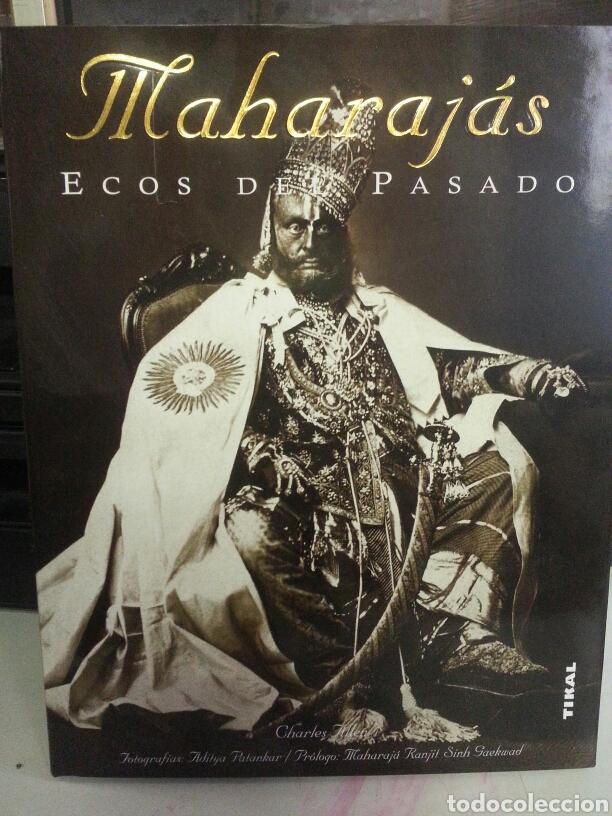 MAHARAJÁS. ECOS DEL PASADO (Libros Nuevos - Historia - Historia Antigua)