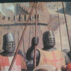 Libros: DEL NORTE A JERUSALÉN. TRILOGÍA DE LAS CRUZADAS I. PLANETA INTERNACIONAL. 3 EDICIÓN. CARTONÉ CON SOB. Lote 99063772