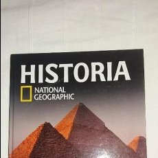 Libros: HISTORIA NATIONAL GEOGRAPHIC. Lote 102967847