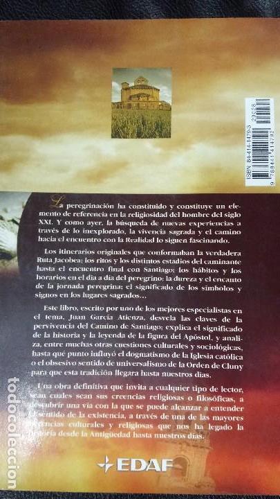 Libros: LOS PEREGRINOS DEL CAMINO DE SANTIAGO ( JUAN G. ATIENZA ) - Foto 3 - 212651527