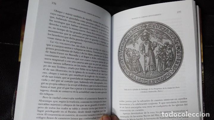 Libros: LOS PEREGRINOS DEL CAMINO DE SANTIAGO ( JUAN G. ATIENZA ) - Foto 5 - 212651527