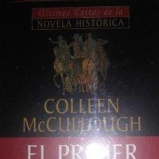 Libros: EL PRIMER HOMBRE DE ROMA. Lote 117763687