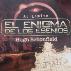 Libros: EL ENIGMA DE LOS ESENIOS. Lote 119283039