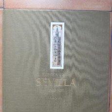 Libros: LIBRO ICONOGRAFÍA DE SEVILLA 1400-1650 TOMO PRIMERO- FOCUS 1988. Lote 132473302