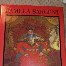Libros: GENGIS KAN EL SOBERANO DEL CIELO DE PAMELA SARGENT. Lote 133751789