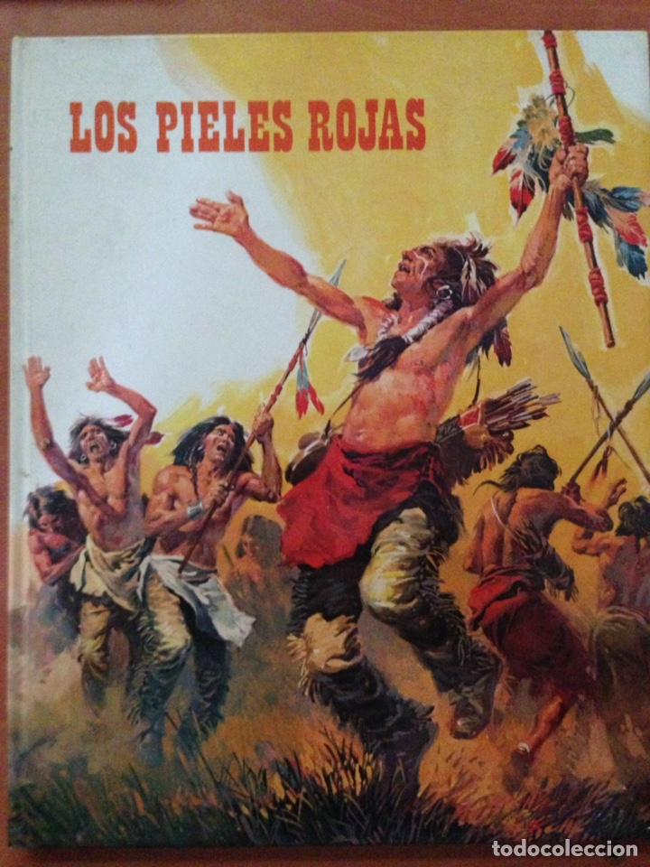 LOS PIELES ROJAS (Libros Nuevos - Historia - Historia Antigua)