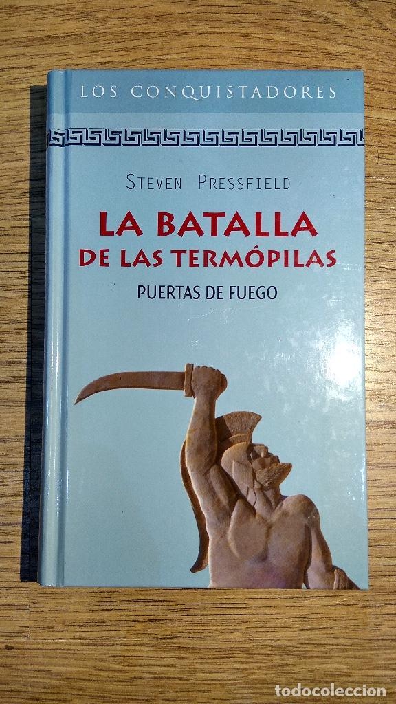 LA BATALLA DE LAS TERMÓPILAS DE STEVEN PRESSFIELD (Libros Nuevos - Historia - Historia Antigua)