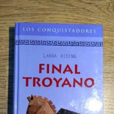 Libros: FINAL TROYANO DE LAURA RIDING. Lote 136037014