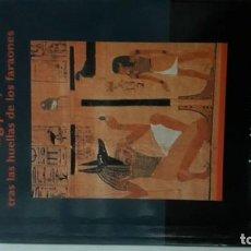 Libros: EGIPTO TRAS LAS HUELLAS DE LOS FARAONES JEAN VERCOUTTER ANTIGUO EGIPTO HISTORIA ARQUEOLOGIA. Lote 137842750