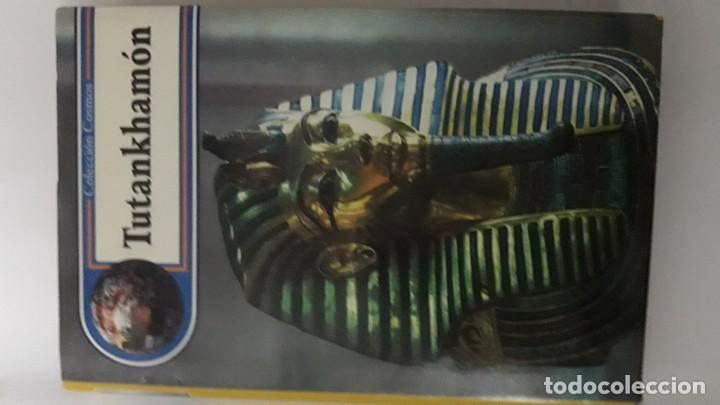 TUTANKHAMON COLECCION COSMOS TAPA DURA HISTORIA ARQUEOLOGIA ANTIGUO EGIPTO (Libros Nuevos - Historia - Historia Antigua)