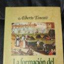 Libros: LA FORMACION DEL MUNDO MODERNO ( ALBERTO TENENTI ). Lote 141819214
