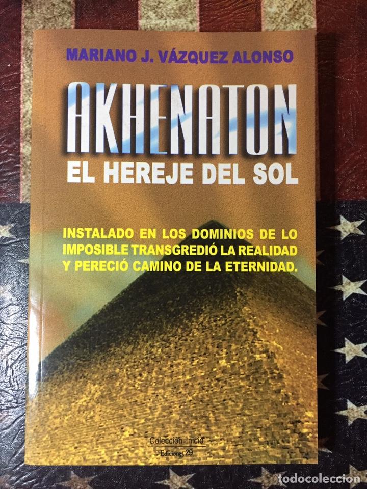 AKHENATON (Libros Nuevos - Historia - Historia Antigua)
