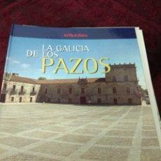 Libros: LA GALICIA DE LOS PAZOS TAPAS + FASCÍCULOS. Lote 152183818