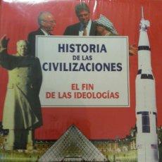 Libros: HISTORIA DE LAS CIVILIZACIONES. TOMO 10 . ED LAROUSSE. EMPAQUETADO(NUEVO). Lote 155174104