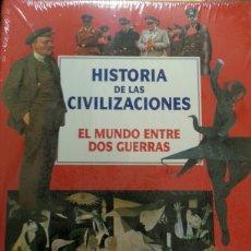 Libros: HISTORIA DE LAS CIVILIZACIONES. TOMO 9. ED LAROUSSE . EMPAQUETADO(NUEVO). Lote 155174492